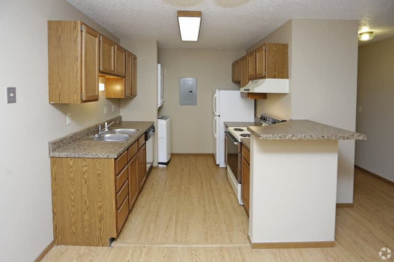 Apartment for rent in Grand Forks 1 Level 1 Bedroom Townhome