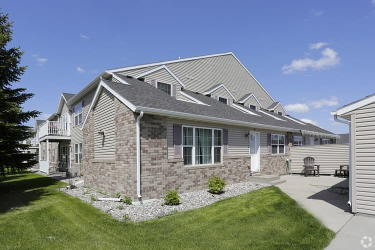 South Hampton 2 Bedroom Townhomes with Garage