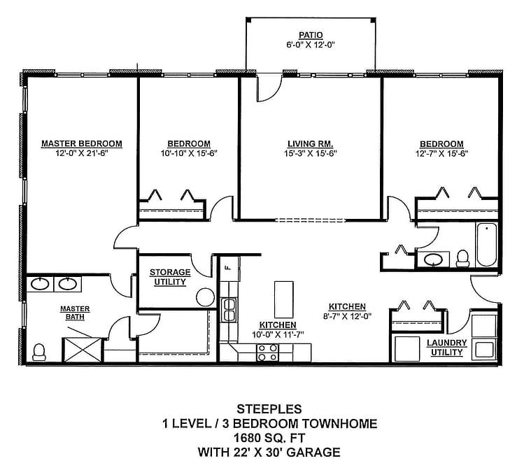 3 bedroom apartment grand forks